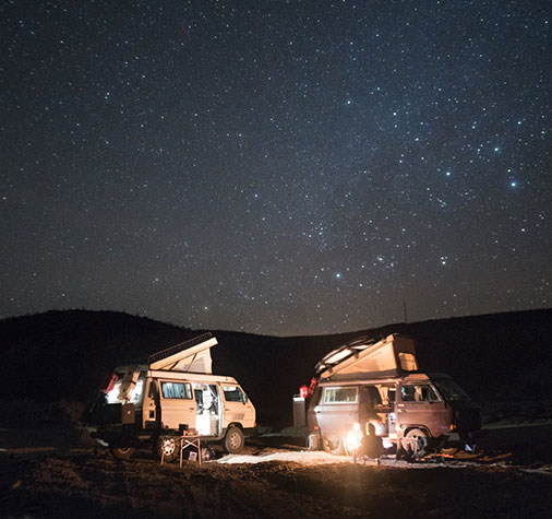 #Vanlife - Death Valley