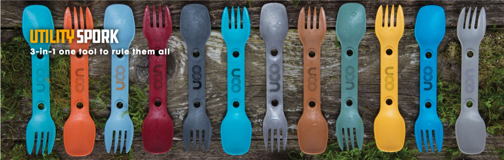 UTILITY SPORK FROM UCO