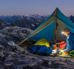 How To Camp In the Alpine Enviroment