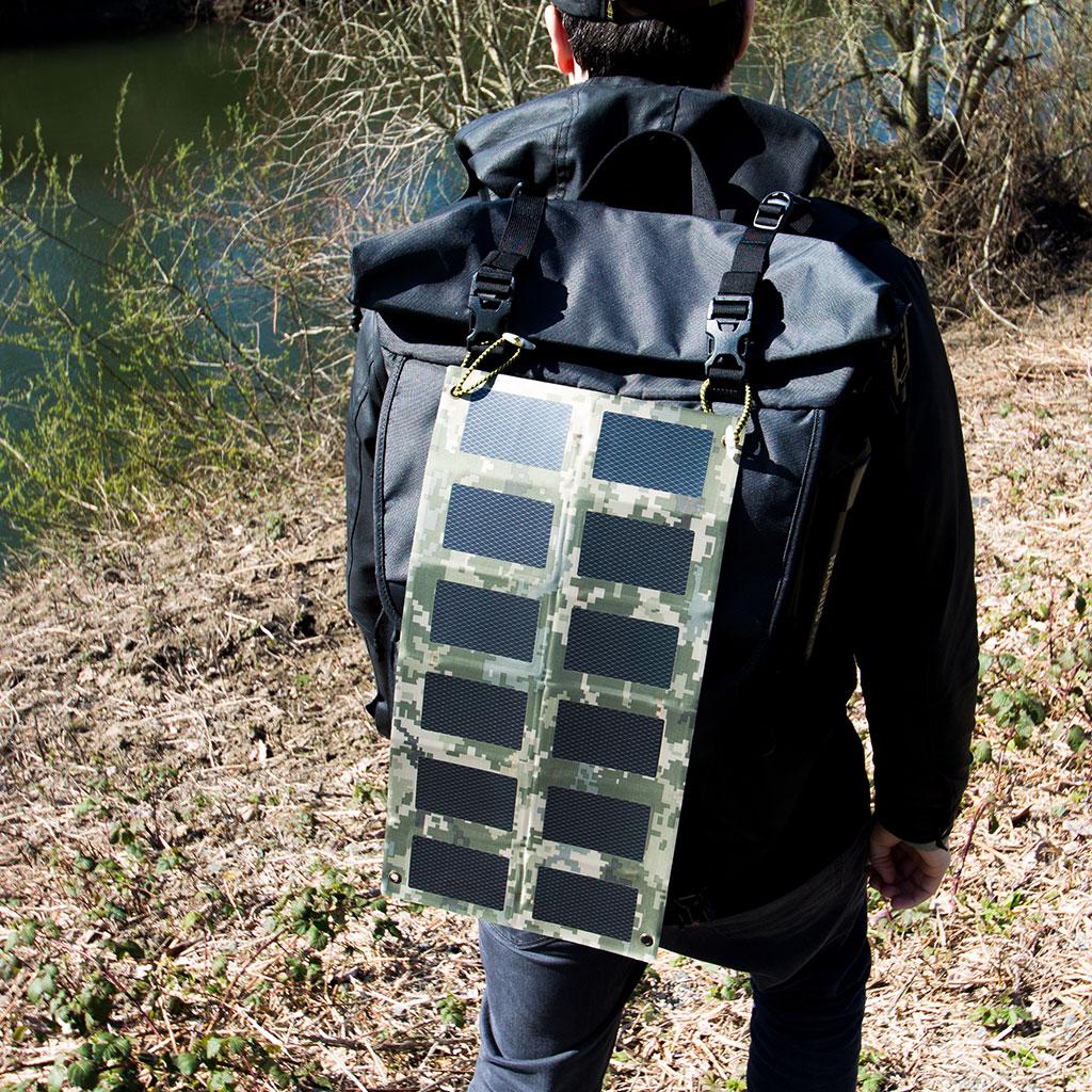 UCO Folding Solar Panel