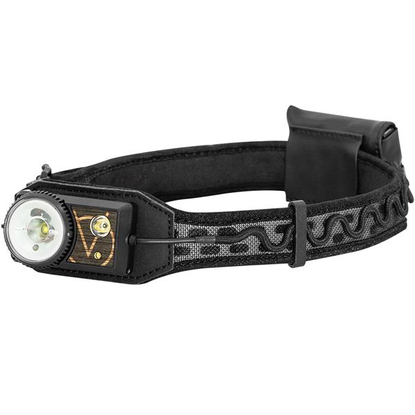 USB Rechargeable Lithium Headlamp Runs On AAA Or Included